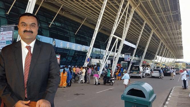 തിരുവനന്തപുരം വിമാനത്താവളം അടുത്ത മാസം അദാനിക്ക് കൈമാറും