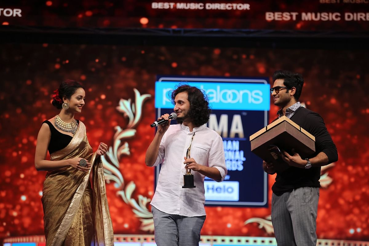 Best Music Director (Malayalam) – Sushin Shyam (Film: Varathan)