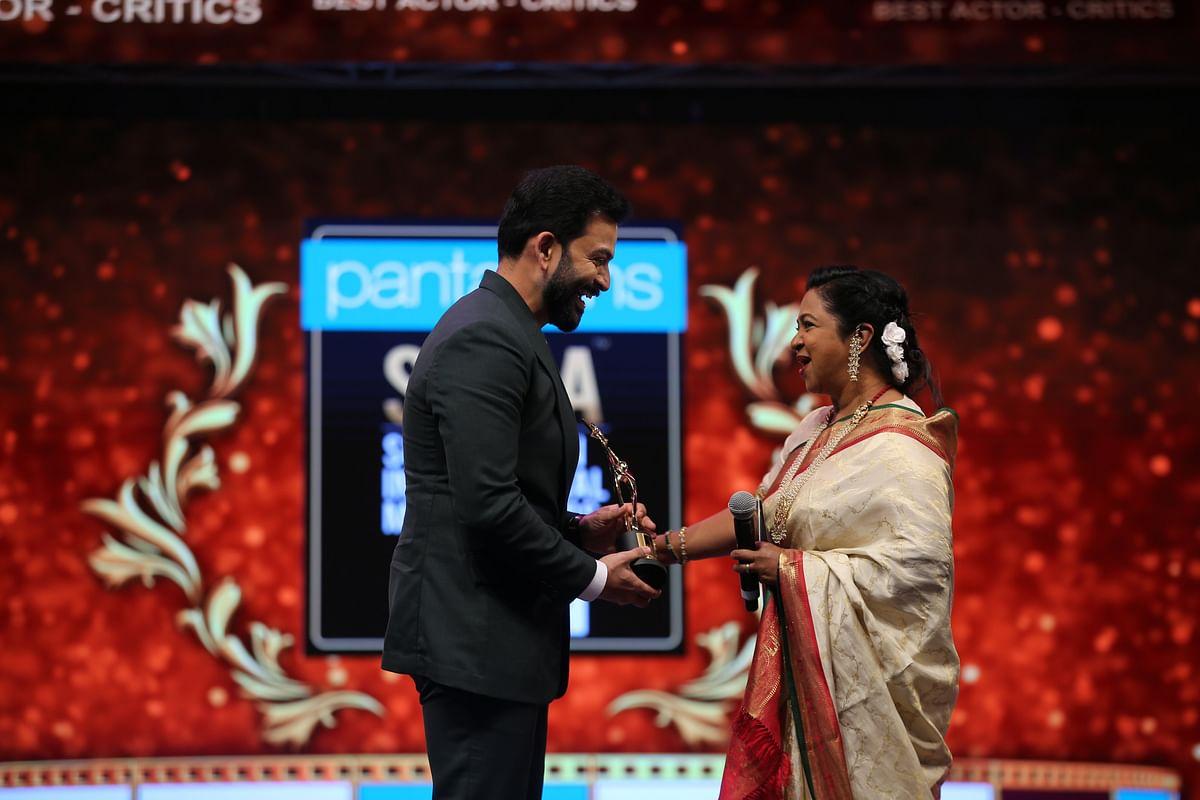 Best Actor (Critics Choice) – Prithvi Raj (Film: Koode)