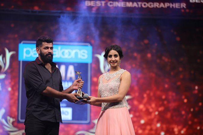 Best cinematographer: Gireesh Gangadharan for Swathanthryam Ardharathriyil