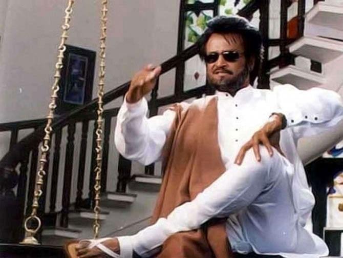 'നാന് ഒരു തടവ സൊന്നാ...'; രജനിയുടെ മാസ് ഡയലോഗുകള്