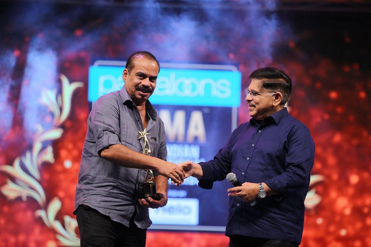 Best Director (Malayalam) – Sathyan Anthikkad (Film: Njan Prakashan)