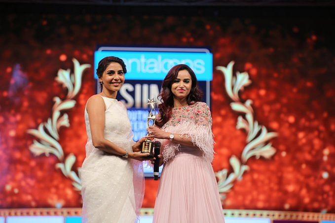 Best Actress – Aishwarya Lekshmi (Film: Varathan)