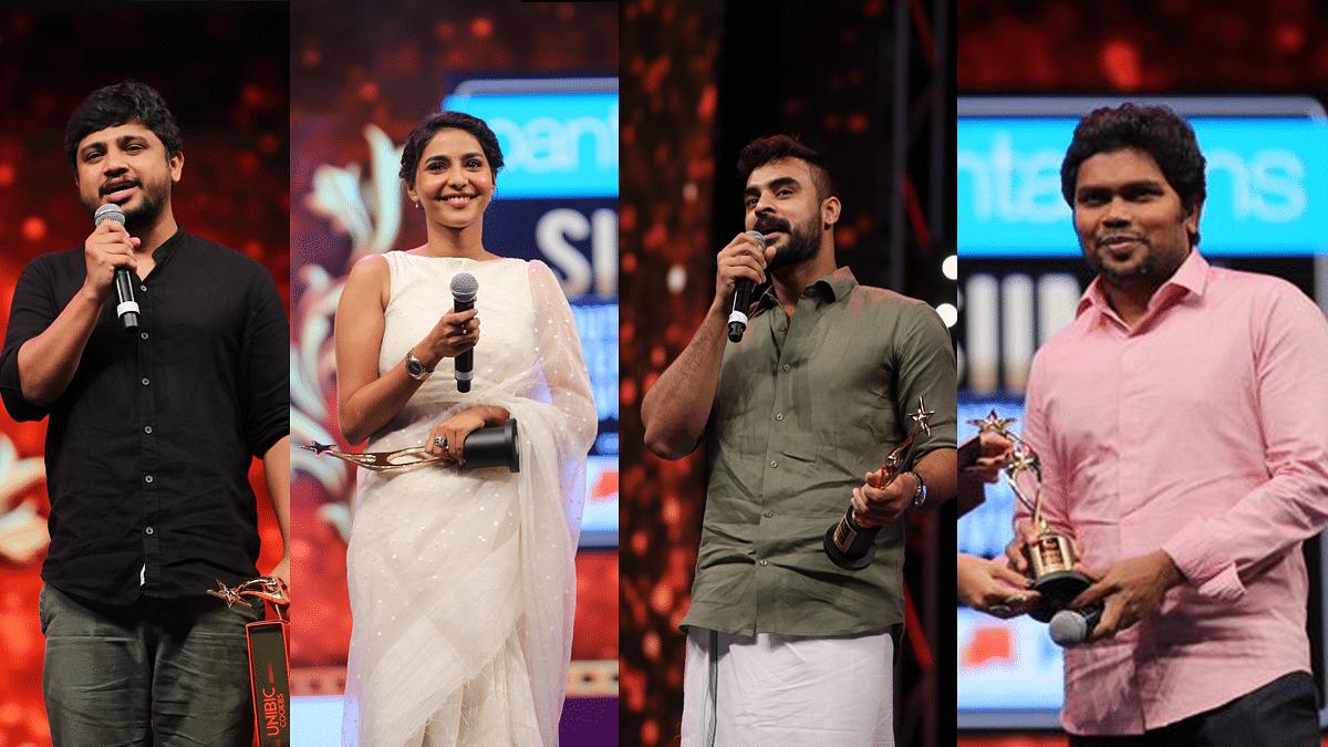 സൈമ : സുഡാനിയും പരിയേറും പെരുമാളും മികച്ച ചിത്രങ്ങള്