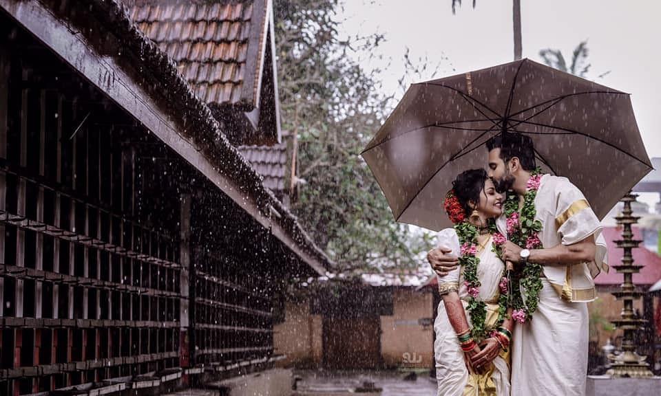ഹേമന്ദ് മേനോന് വിവാഹചിത്രങ്ങള്
