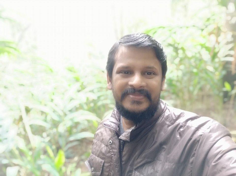 വിവേക് ചന്ദ്രന്