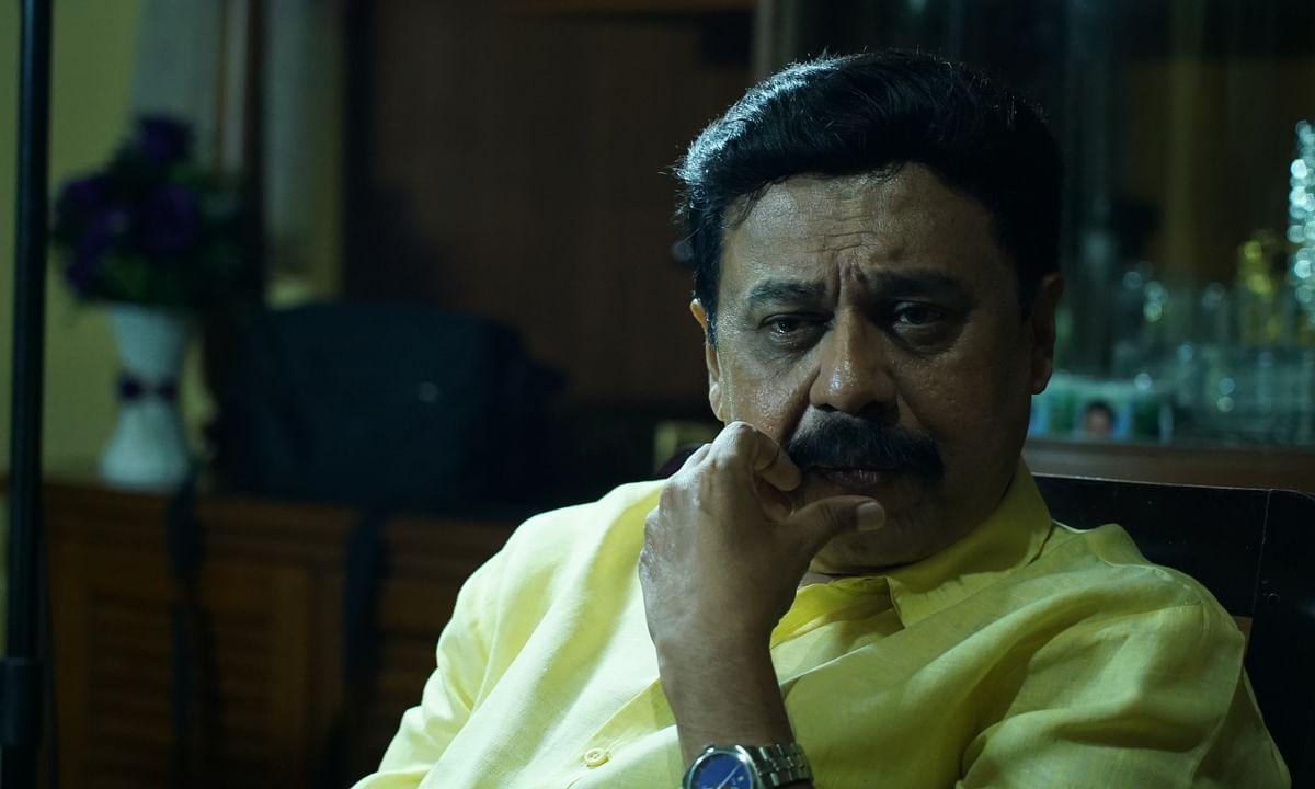 'തിലകന് ചേട്ടന്റെ കണ്ണ് അന്ന് നിറഞ്ഞിരുന്നു' | VINAYAN INTERVIEW