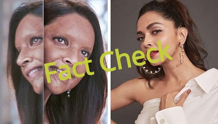 Fact Check : 'ആസിഡ് ആക്രമണം നടത്തിയയാളെ ഛപകില് രാജേഷ് എന്ന ഹിന്ദുവായി ചിത്രീകരിച്ചു' ; പ്രചരണം വ്യാജം