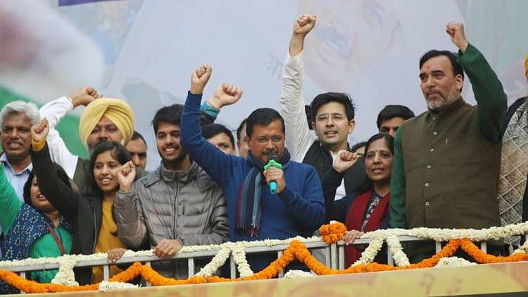 'ഡല്ഹി ജനവിധി 'അപരരെ' പുറത്താക്കുകയെന്ന അജണ്ടയെ ജനം അംഗീകരിക്കുന്നില്ലെന്നതിന്റെ തെളിവ്'