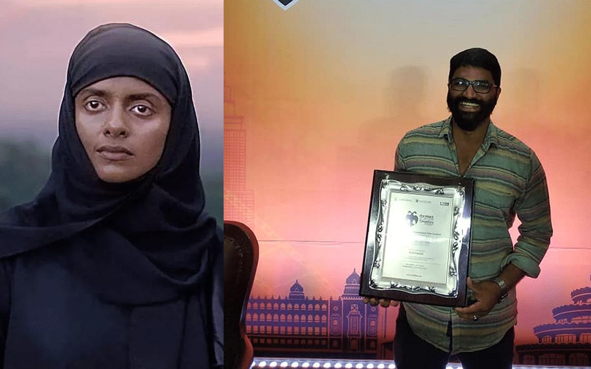 'ബിരിയാണി'ക്ക് ബാംഗ്ലൂര് രാജ്യാന്തര ചലച്ചിത്രമേളയില് പുരസ്കാരം