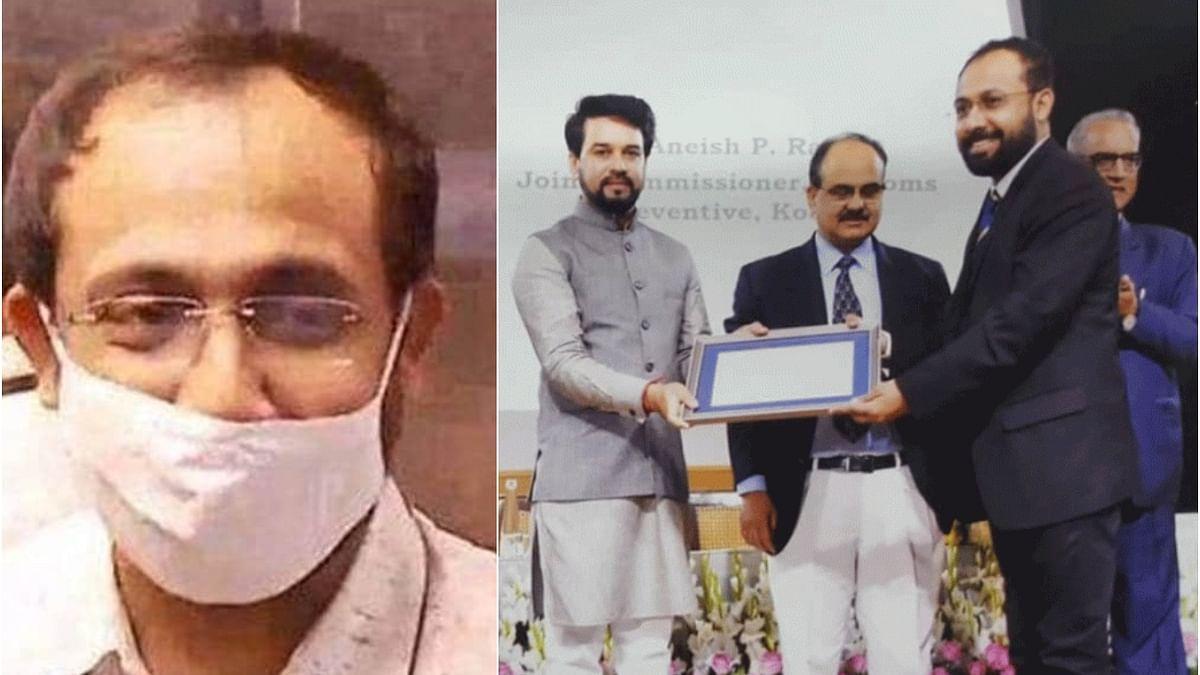 ബിജെപി നേതാക്കളുടെ മുന്നറിയിപ്പിന് പിന്നാലെ സ്ഥലംമാറ്റം, അനീഷ് പി രാജന് രാജ്യാന്തര പുരസ്കാരം നേടിയ ഉദ്യോഗസ്ഥന്