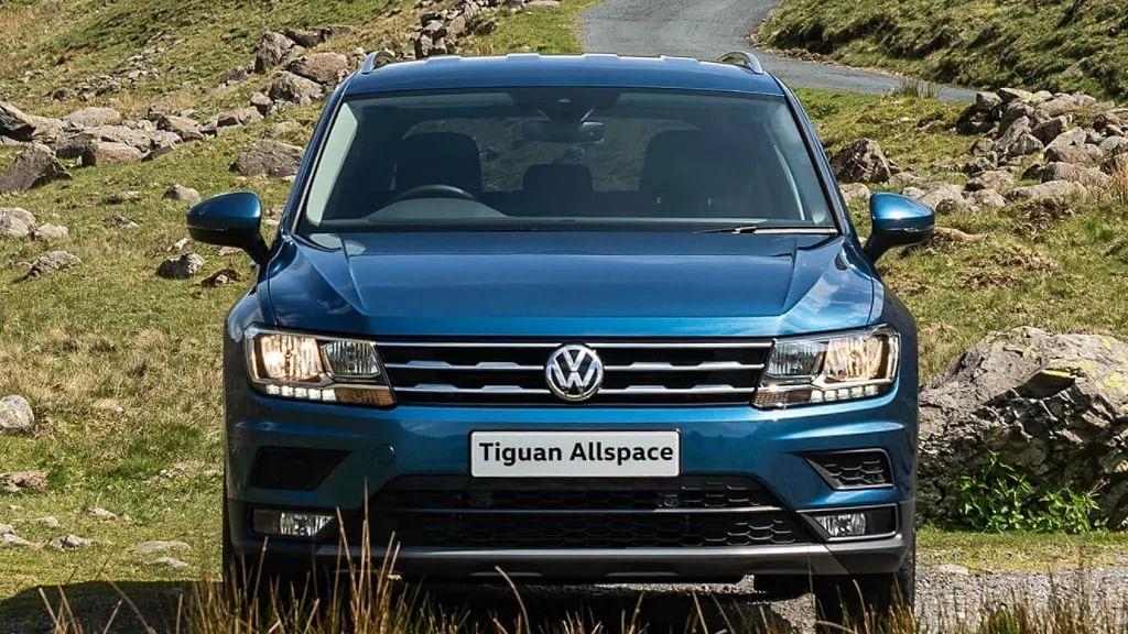 Volkswagen Tiguan AllSpace) India