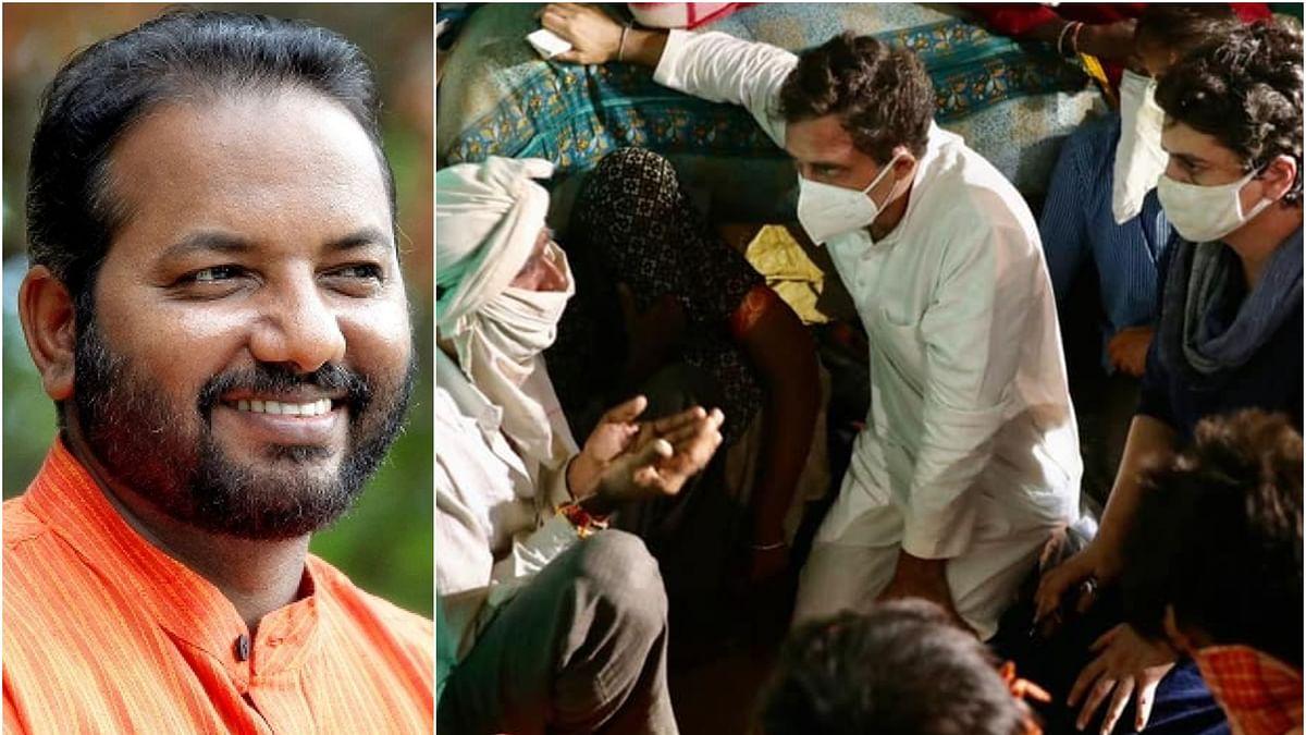 'ഇത് റേപ്പ് ടൂറിസം' ; അധിക്ഷേപ പരാമര്ശവുമായി ബിജെപി നേതാവ് എസ് സുരേഷ്, വ്യാപക വിമര്ശനം
