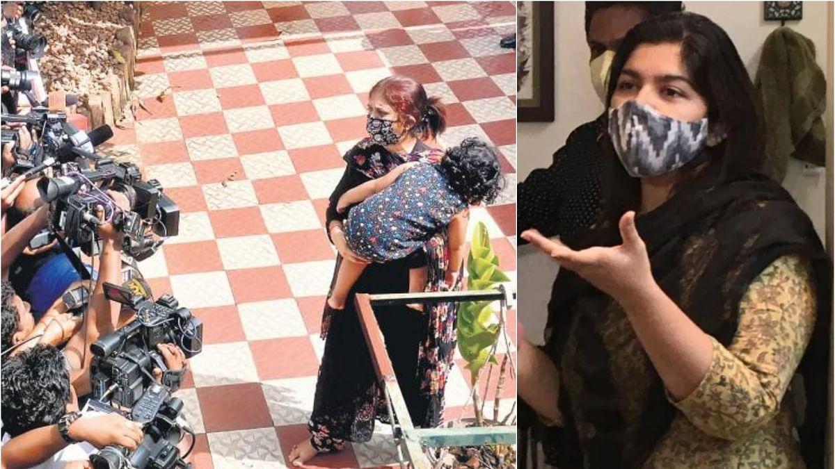 'ബിനീഷിന്റെ മകളുടെ അവകാശങ്ങള് ഹനിക്കപ്പെട്ടിട്ടില്ല' ; ഇ.ഡിക്കെതിരായ നീക്കങ്ങളില് നിന്ന് പിന്മാറി ബാലാവകാശ കമ്മീഷന്