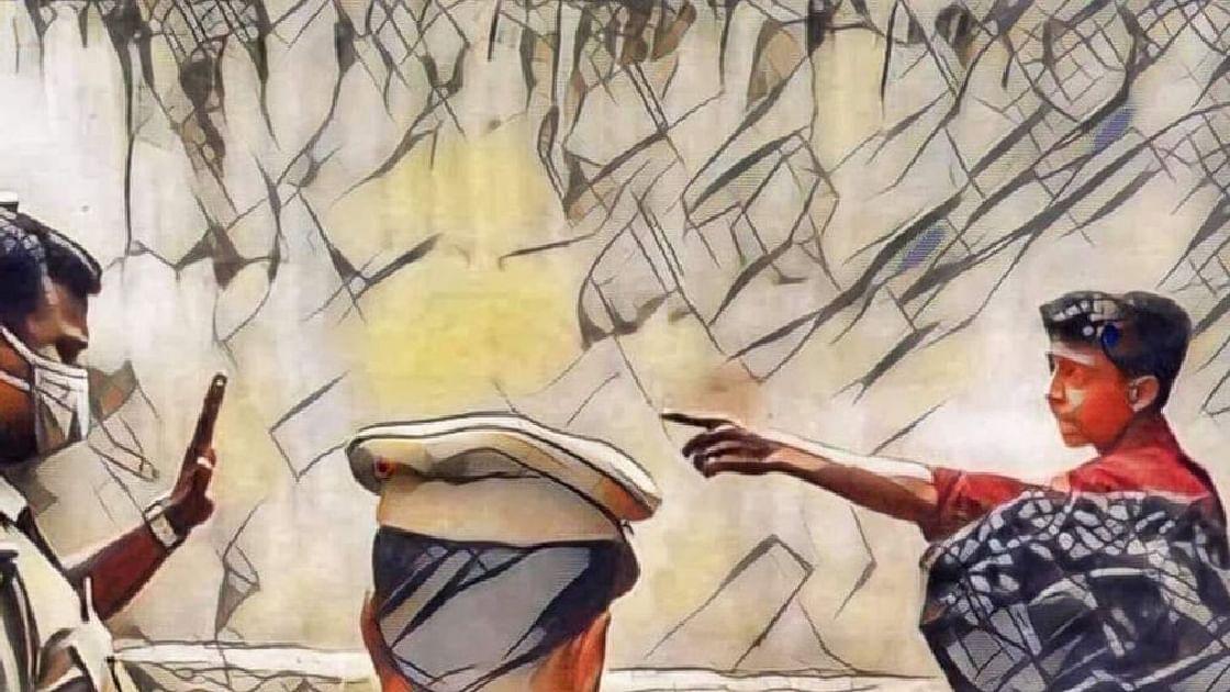 'രണ്ട് മരണങ്ങളുടെയും അത് സൃഷ്ടിച്ച ശൂന്യമായ അനാഥത്വങ്ങളുടെയും പ്രധാന ഉത്തരവാദി കേരളാ പൊലീസാണ്'; വി.ടി.ബല്റാം