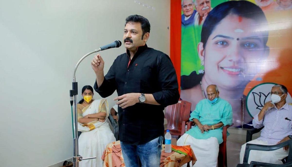 സുരേഷ് ഗോപി മത്സരിക്കാനില്ല, ബി.ജെ.പിയുടെ താരപ്രചാരകനായി പ്രധാന മണ്ഡലങ്ങളിലെത്തും