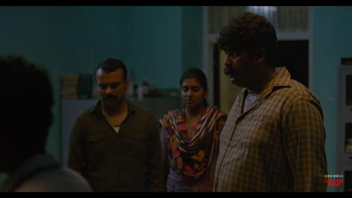 ചെറിയൊരു പ്രശ്നൂണ്ട് തിര്ത്തിട്ട് വന്നോളാം, ഗംഭീര ട്രെയിലറുമായി 'നായാട്ട്'