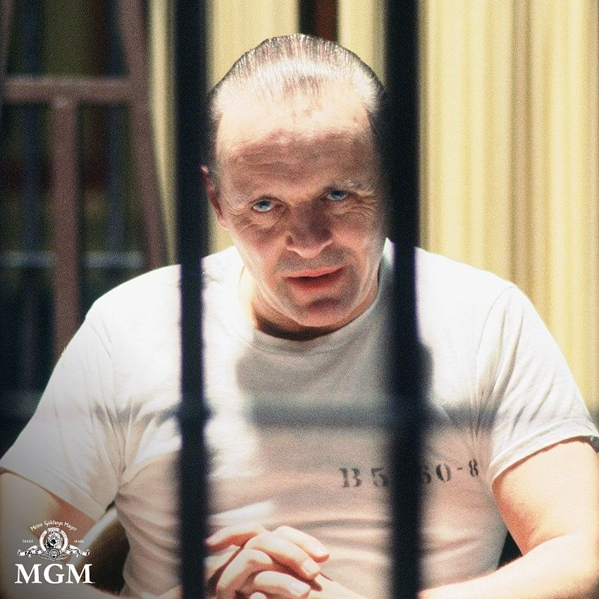 Sir Anthony Hopkins/ The Silence Of The Lambs