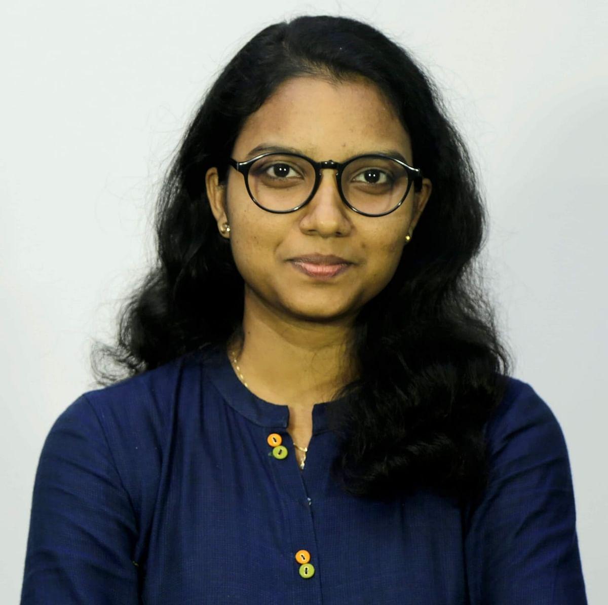 ശ്രിന്ഷ രാമകൃഷ്ണന്