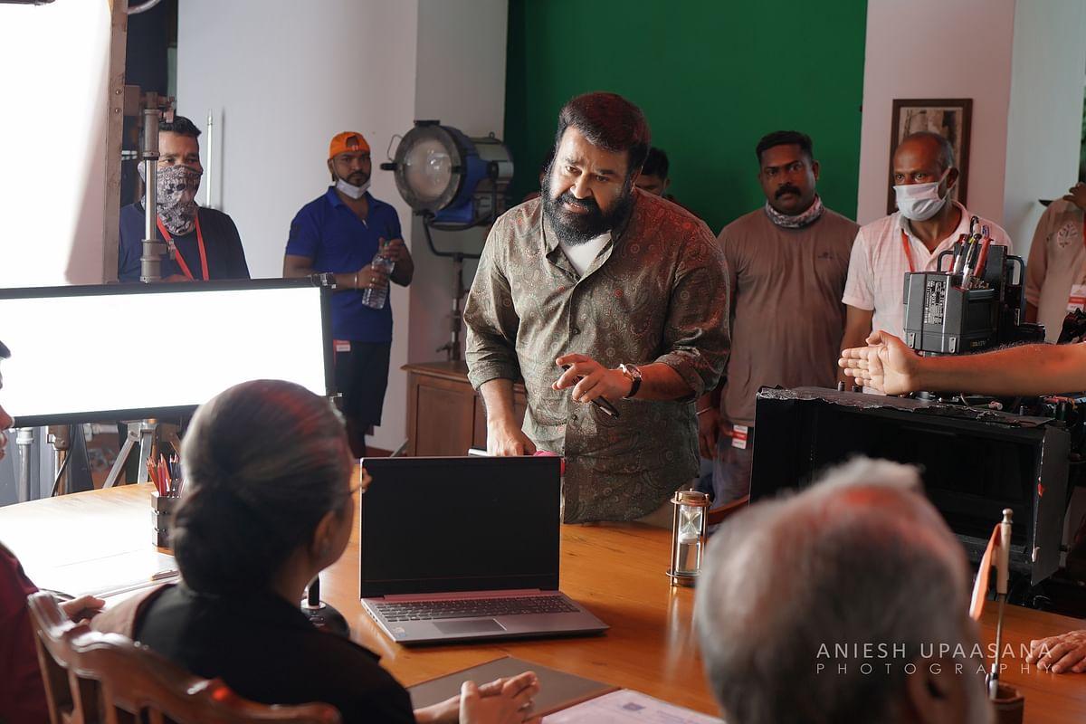 priyadarshan interview Mohanlal's directorial debut Barroz