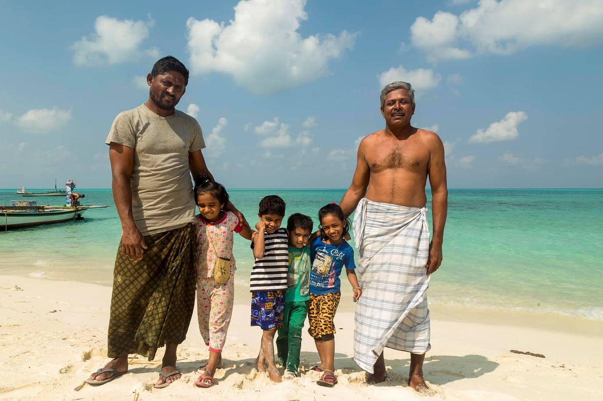Images: Biju ibrahim's Lakshadweep photographs