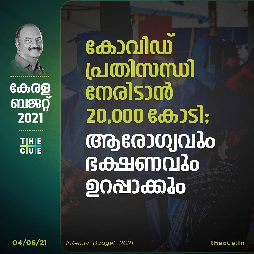 Kerala revised budget 2021-22