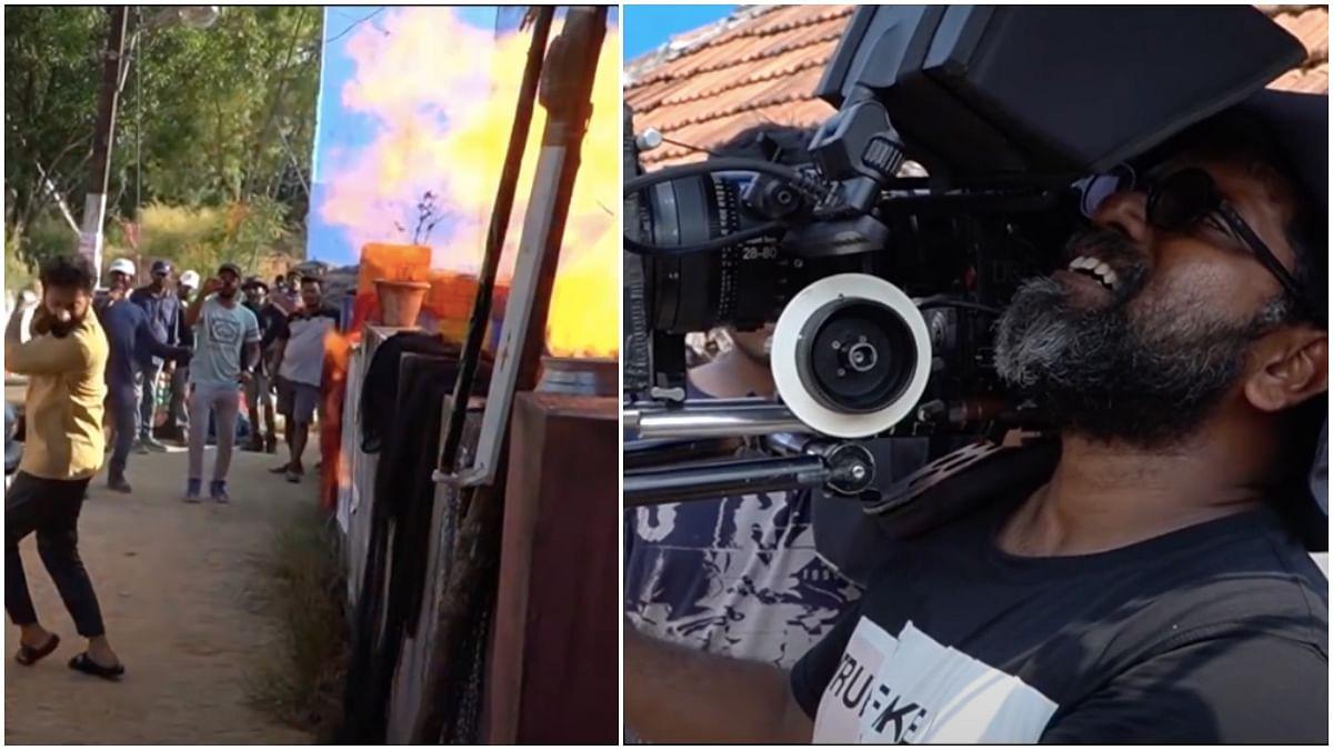 ആരംഭത്തിലെ സിംഗിൾ ഷോട്ട്, വിഎഫ്എക്സ് ഉപയോഗിക്കാത്ത എക്സ്പ്ലോഷൻ രംഗങ്ങൾ; 'മാലിക്' ബിഹൈൻഡ് ദി സീൻസ്