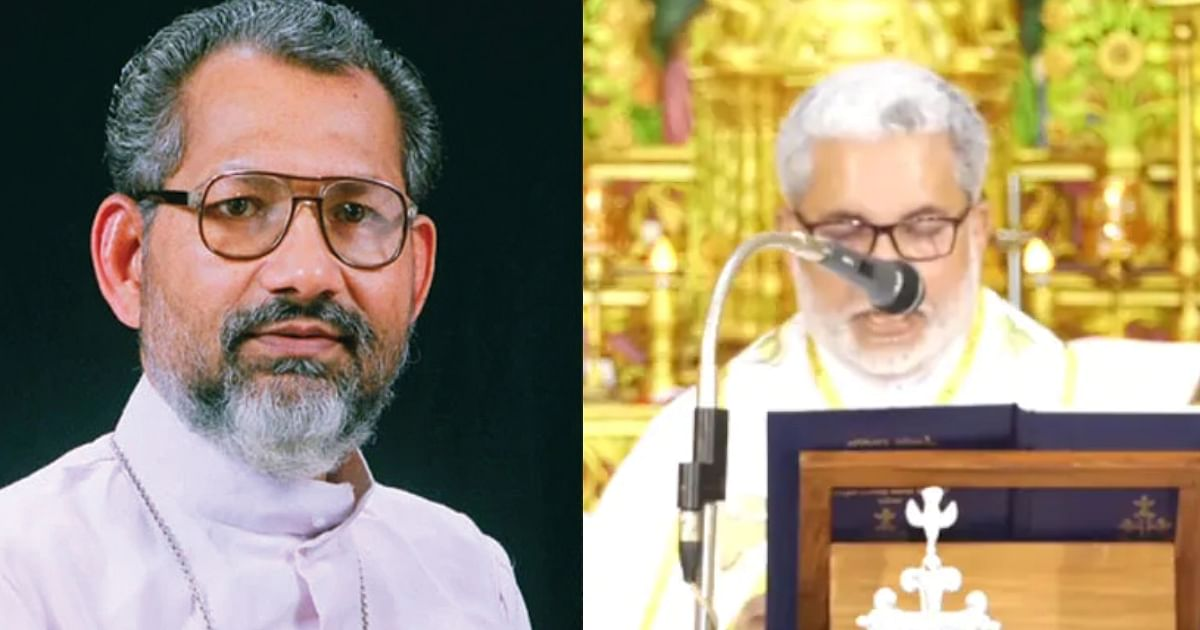 മുഖ്യമന്ത്രിയുടെ വാദം തള്ളി ജോസ് കെ.മാണി, പാലാ ബിഷപ്പിന് പിന്തുണ; 'മയക്കുമരുന്ന് സാമൂഹികവിപത്തെന്ന സന്ദേശം'