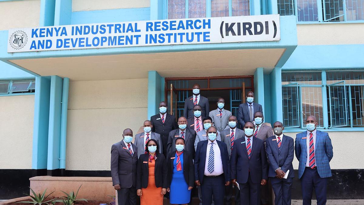 Legal Job: Legal Officer, KIRDI