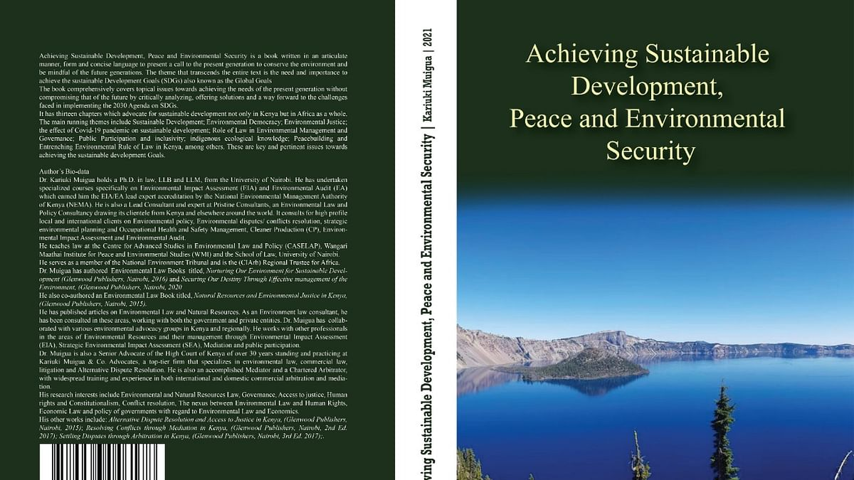 Book Review: Achieving Sustainable Development, Peace and Environmental Security