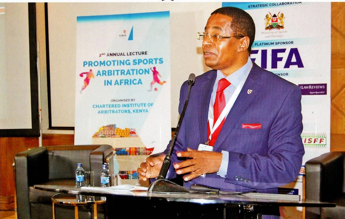 Kariuki Muigua Ranked Among Kenya's Leading Arbitrators in 2021 for the 4th Year