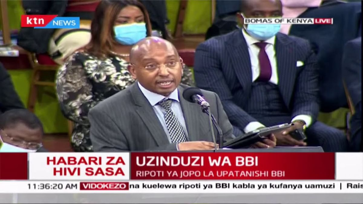 Tom Macharia Ranked One of the Top Dispute Resolution Lawyers in Kenya