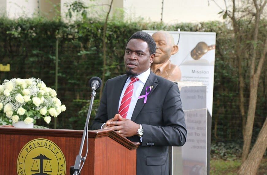 Nelson Andayi Havi: A Great Legal Force Committed to Better LSK