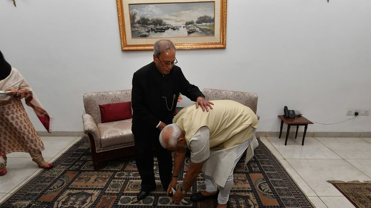 UP Leaders Cutting Across Party Lines Pay Homage To Pranab Mukherjee