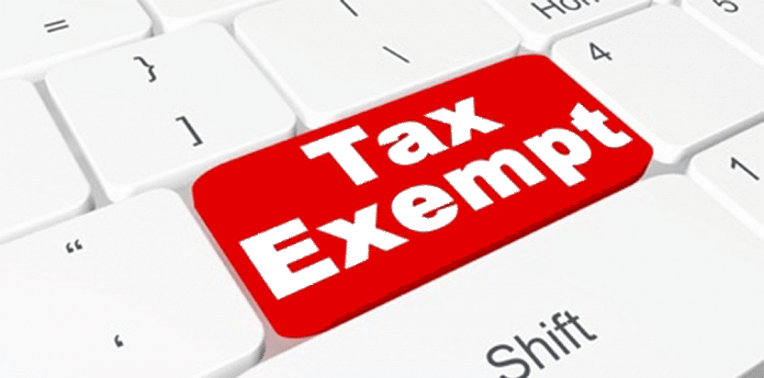 Businesses With An Annual Turnover Of Up Ro Rs 40 lakh Exempt From GST