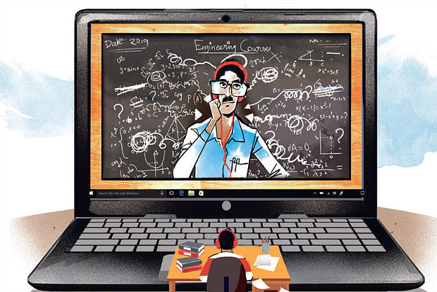 Online Classes Are Fine But Kids Are Badly Missing 'Normal' Schooling