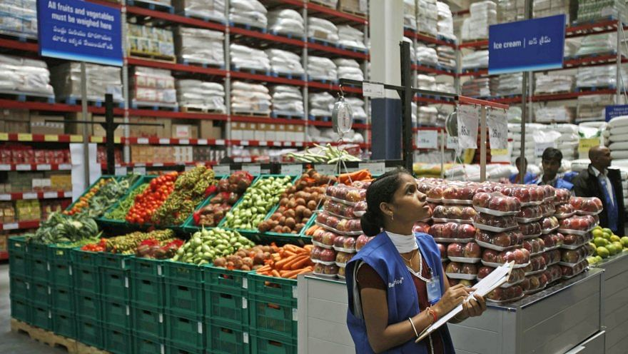 The Carefully Braided Retail Worker System In India Might Be Collapsing
