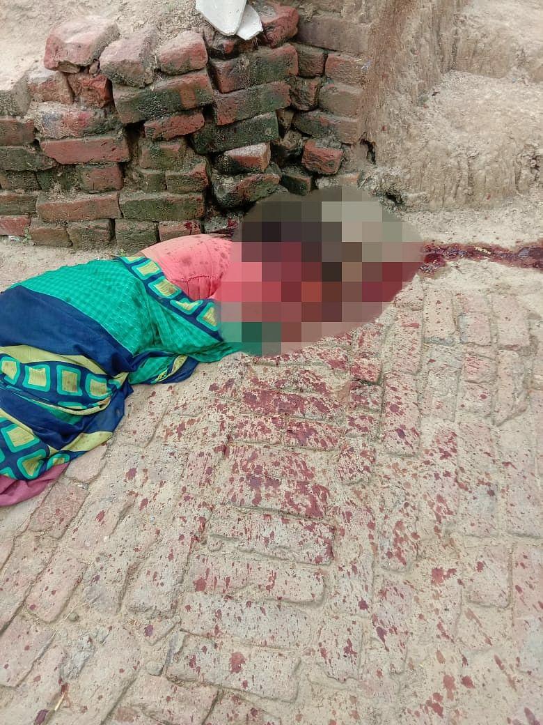 मैनपुरी में गृह कलेश के चलते पति ने पत्नी की हत्या की