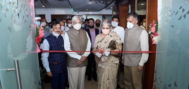 New Office Premises For Delimitation Commission Inaugurated