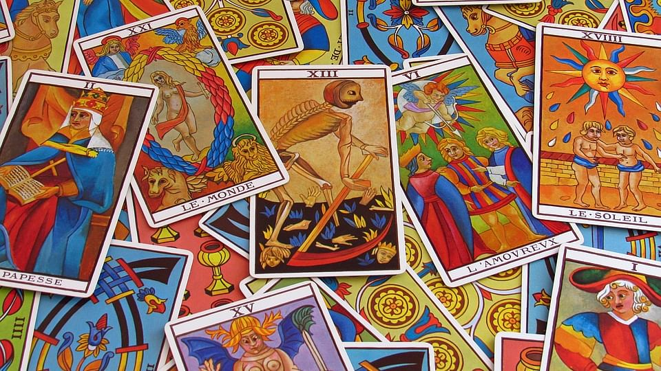 TNA's Tarot For The Star-signs – April 2021