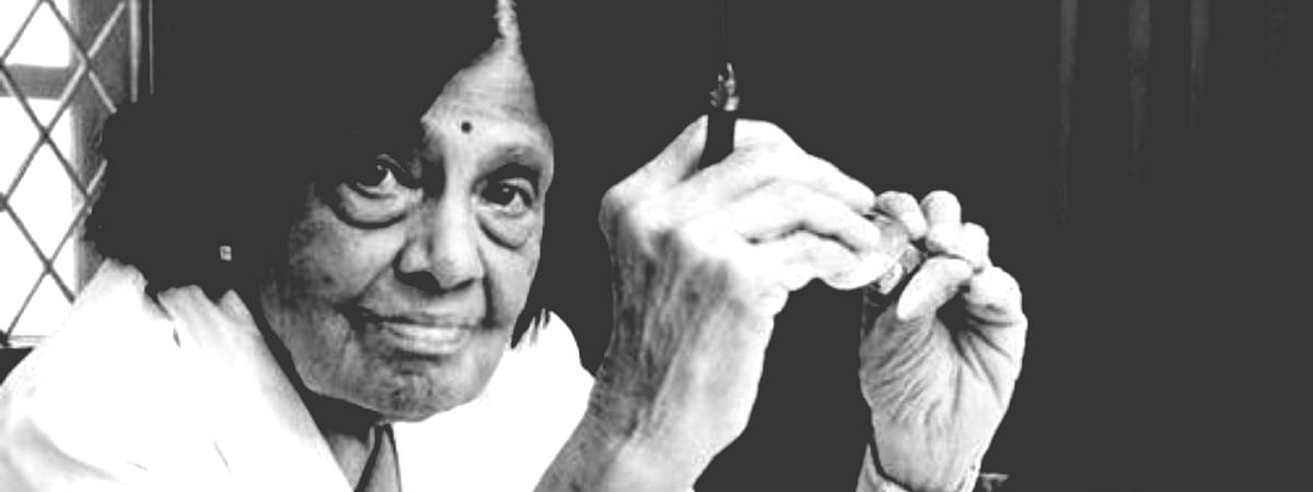 COVID Claims India's First Female Cardiologist, S Padmavati Dies At 103