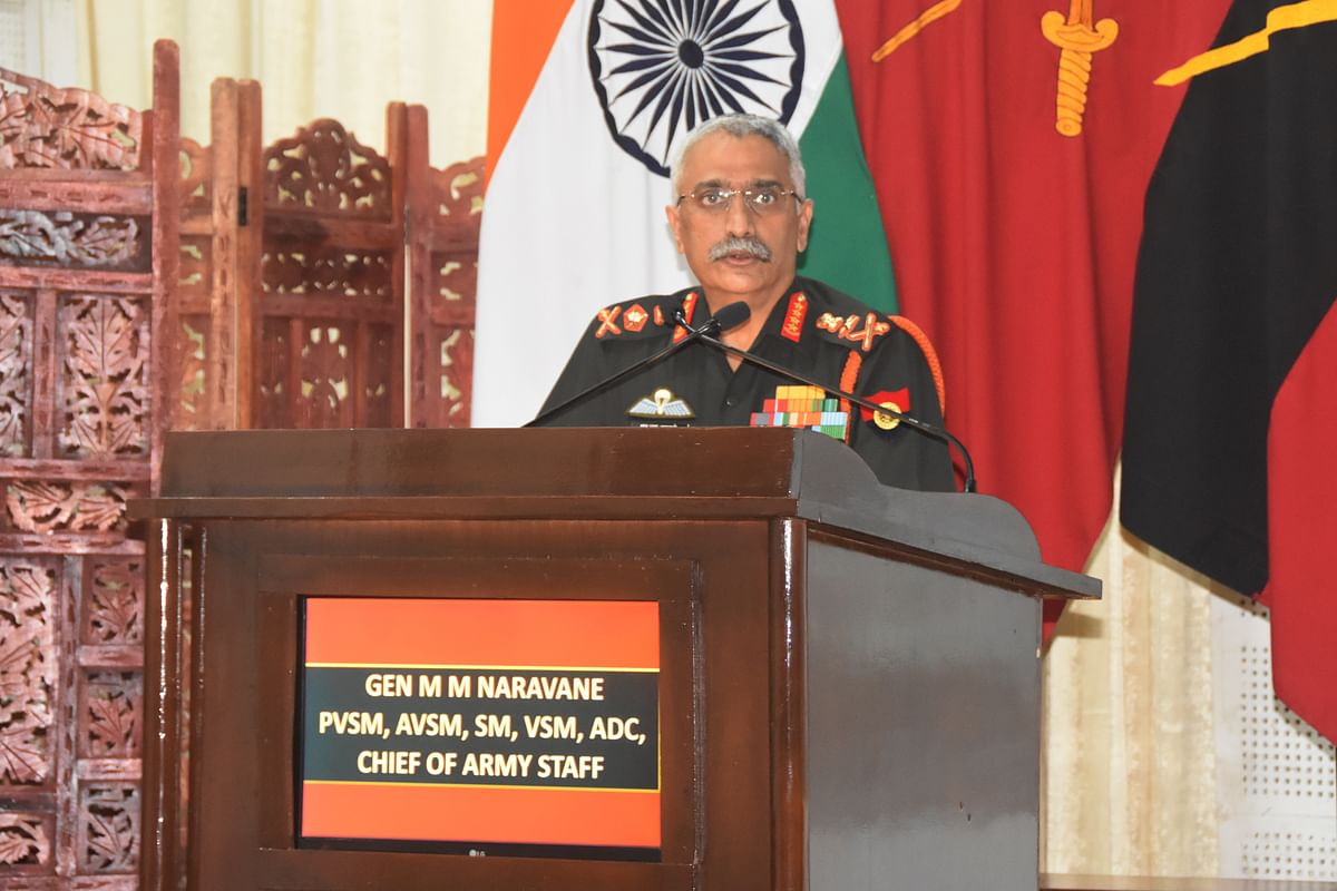 Indian Army Organises Seminar On Impact Of Disruptive Technologies On Fighting Philosophy In Future Conflicts