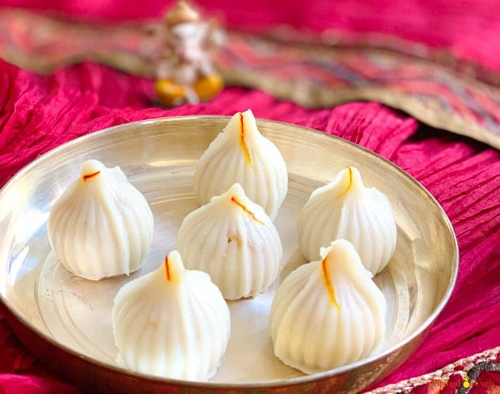 This Ganesh Chaturthi, Cook Ganpati's Favourite Modak At Home