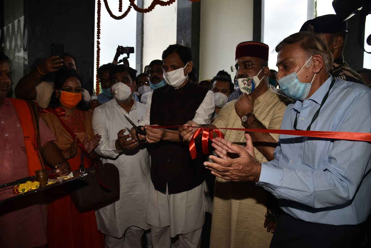 DRDO's 500 Bed COVID Hospital Inaugurated In Patna