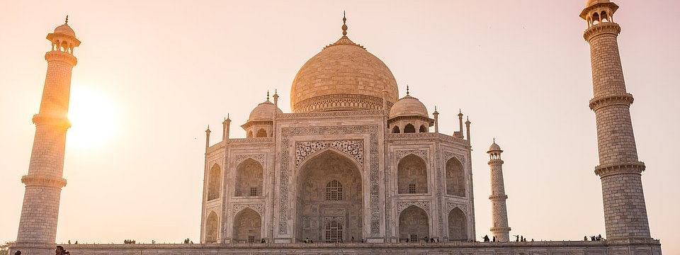 World Photography Day: Taj Mahal Still A Photographer's Delight