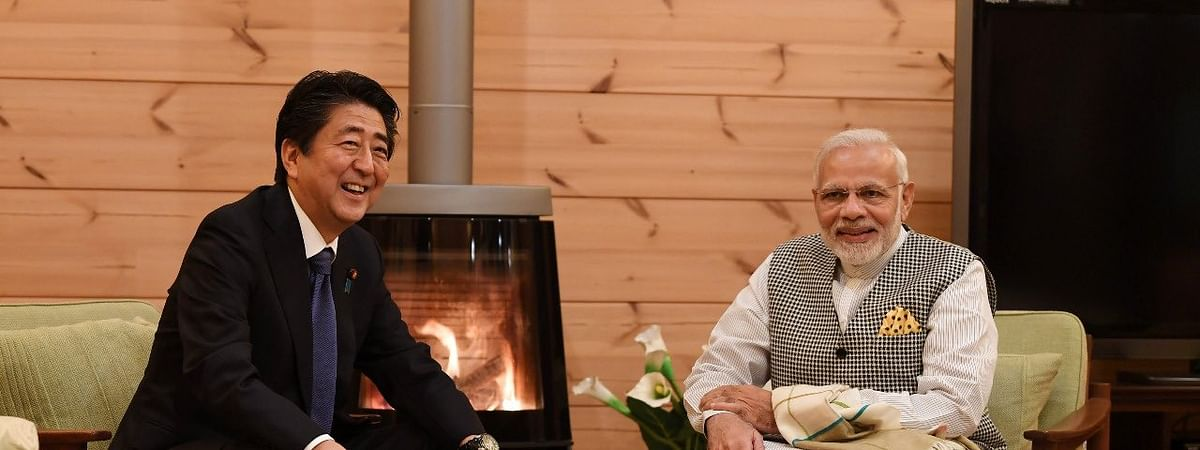 PM Modi Pained By Abe's Ill-Health, Prays For His Speedy Recovery