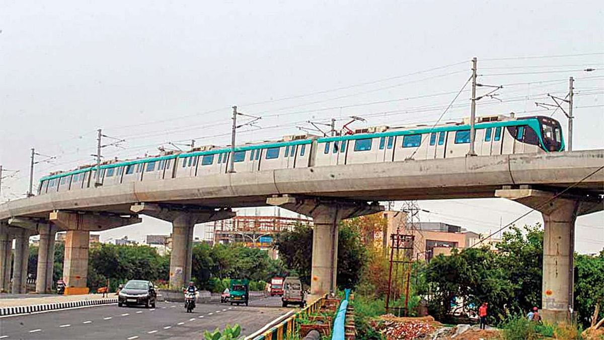 Ahead Of Farmers Rally, Delhi Metro Suspends Trains Between Delhi NCR Till 2 pm