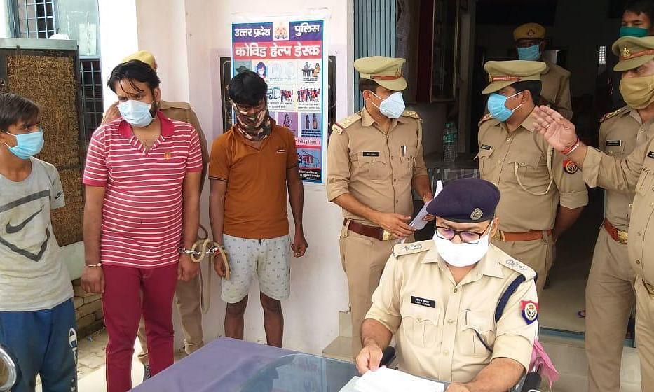 Major Marijuana Consignment Seized In Bewar By Mainpuri Police