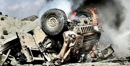 Roadside Bombing Kills Seven In Afghanistan