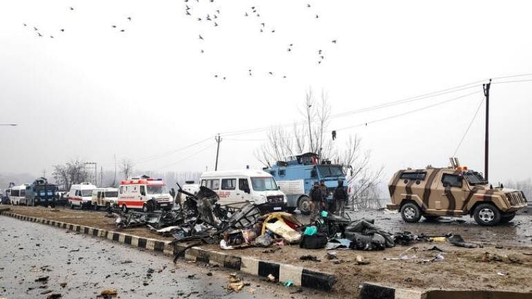 NIA Files 13,500-Page Charge sheet In Pulwama Terror Attack Case